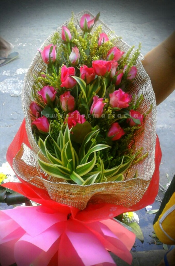flowers delivery in manila