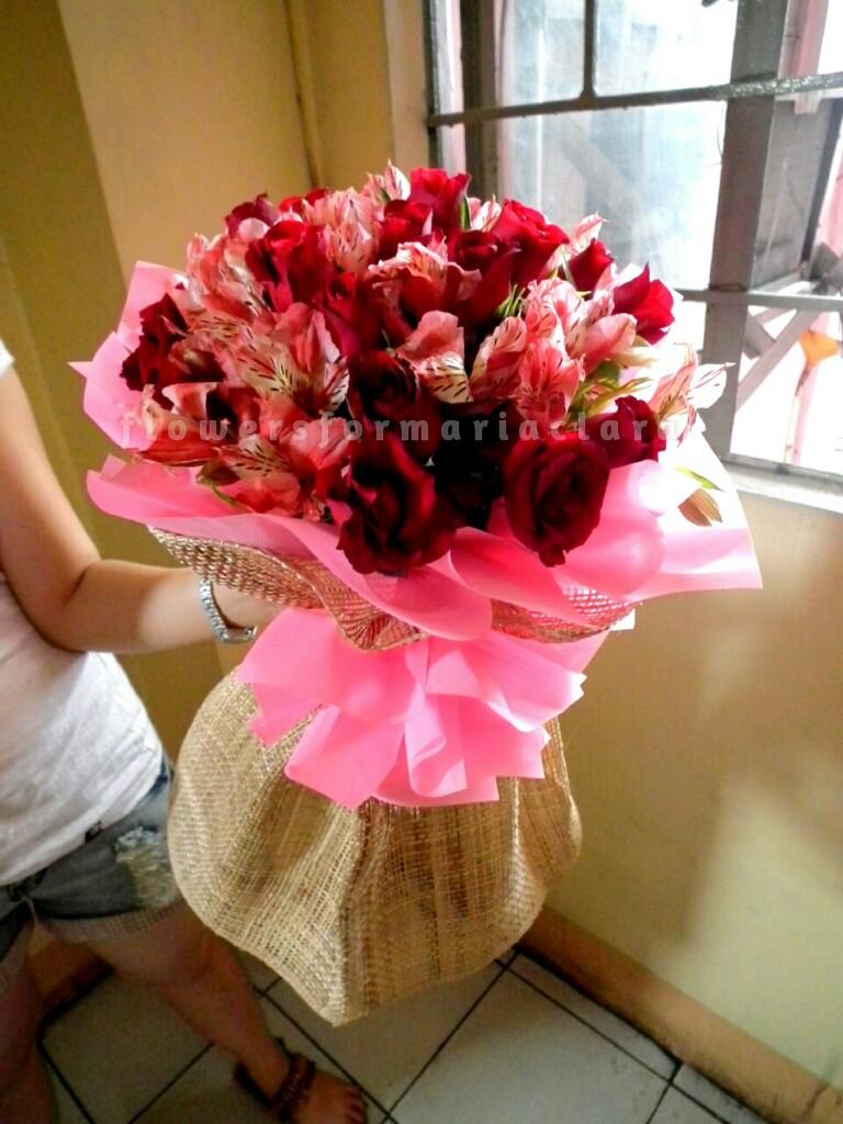 Item 27 | Flower bouquet delivery in Quezon City