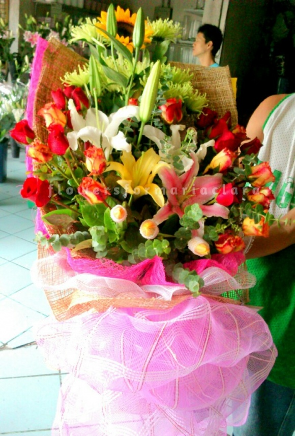 manila flower shop delivery