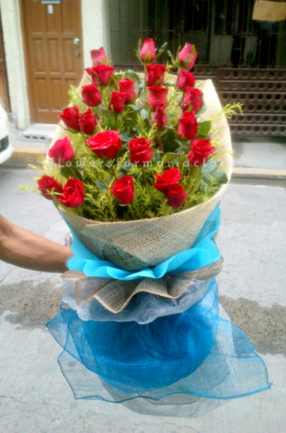 Flowers bouquet delivery in Pasay