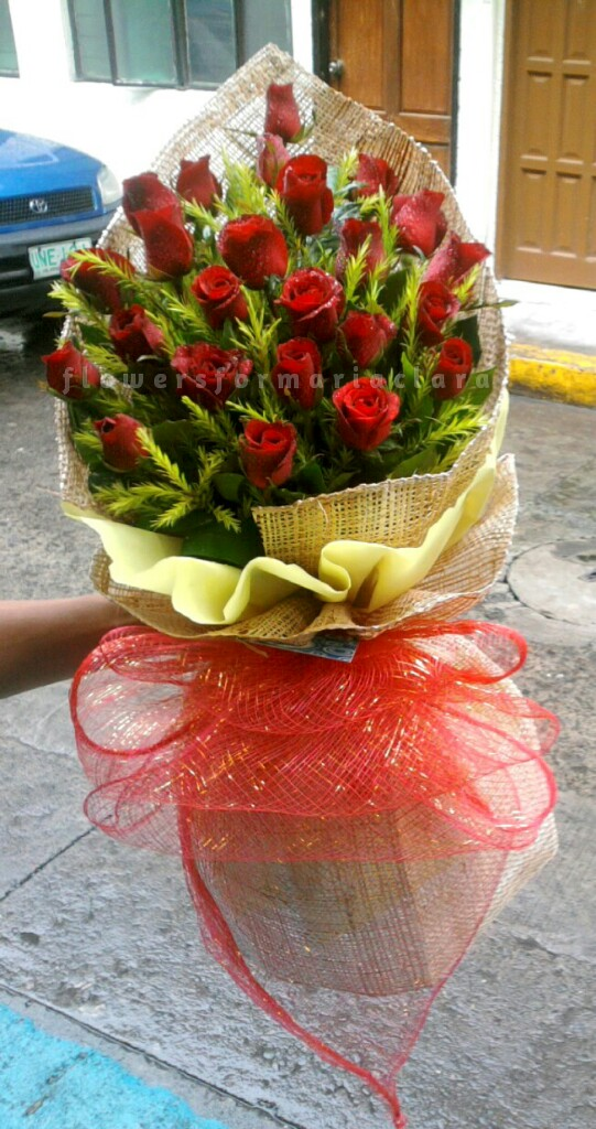 Flowers bouquet delivery in Rizal