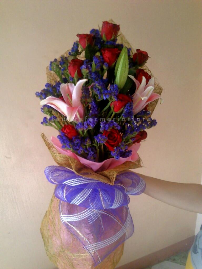 Item 176 Bouquet Of Flowers