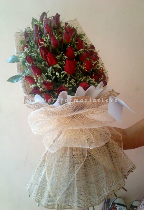 Flowers bouquet delivery in Caloocan