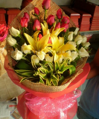Flowers For Mariaclara Flowers Delivery Manila
