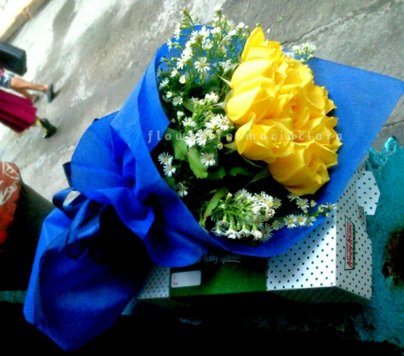 Flowers bouquet delivery in Bulacan