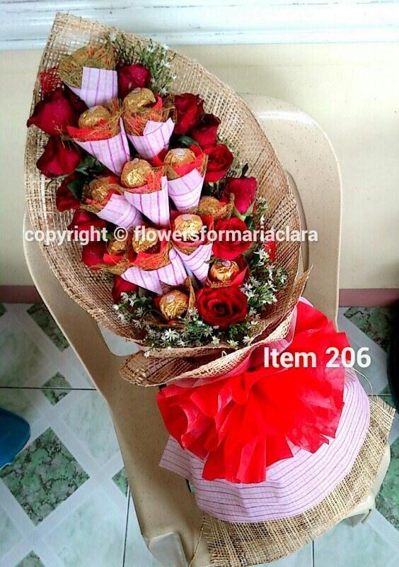 Item 206 | Ferrero Bouquet Price