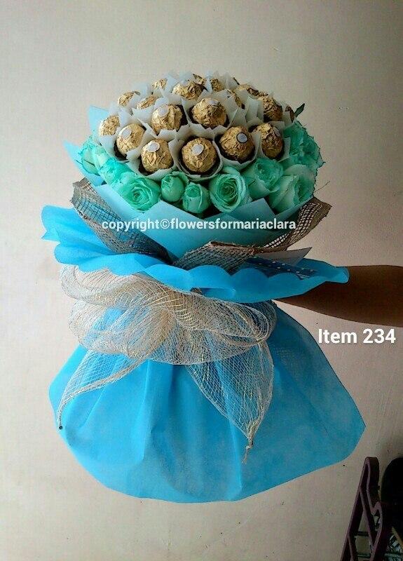 Item 234 | Ferrero Flower Bouquet