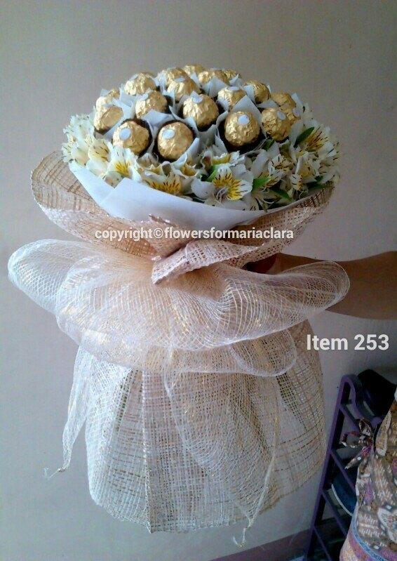ferrero bouquet price
