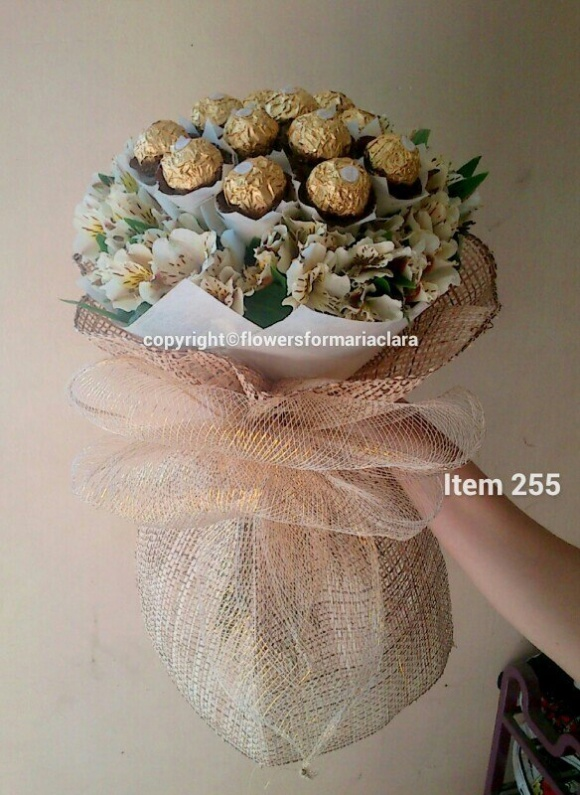 ferrero bouquet delivery