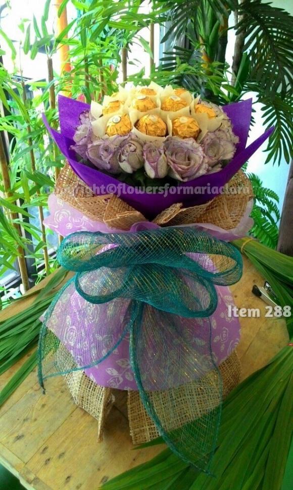 ferrero bouquet delivery