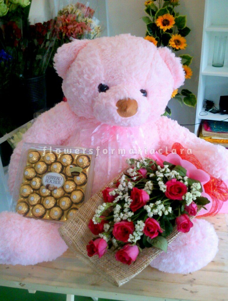 Item 269 Bouquet Of Flowers