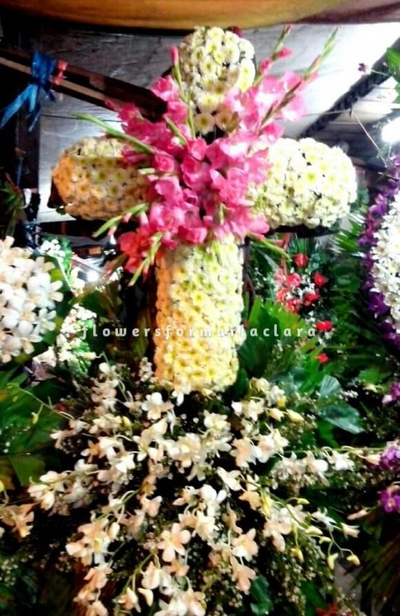 sympathy flowers delivery in mandaluyong